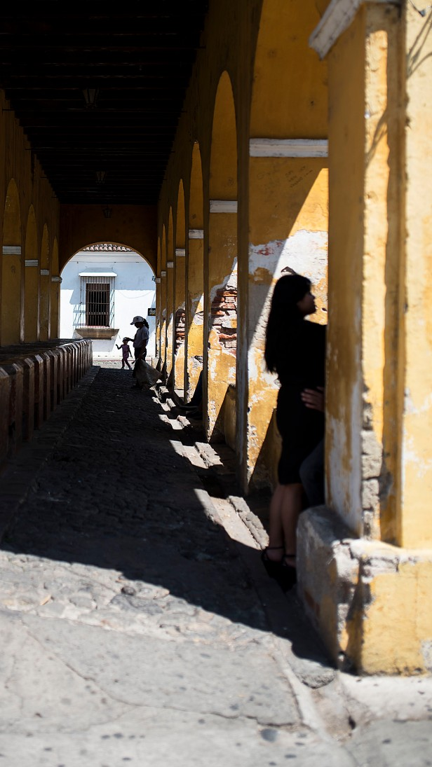 Antigua – Lovers' arches