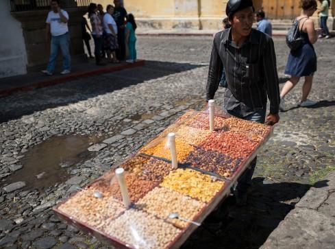 Antigua – Street food