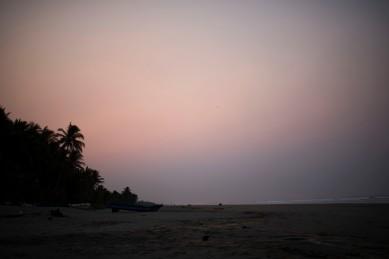 Sunrise at El Cuco
