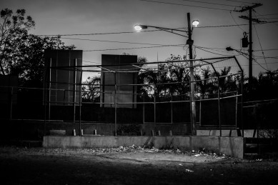 Managua – Night baseball