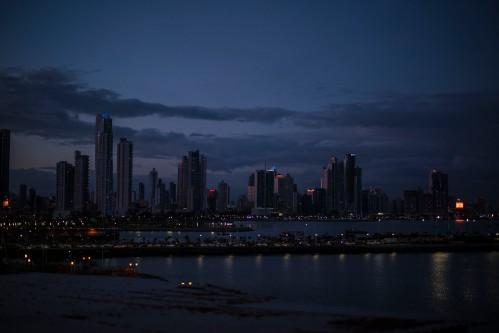 Panama City – Skyline