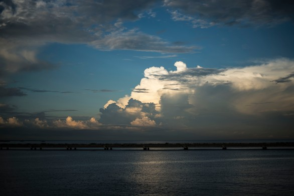 Panama City – Clouds
