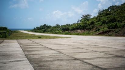 Puerto Obaldia – Landing strip
