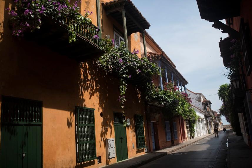 Cartagena – Pretty streets