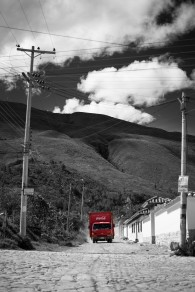 Villa de Leyva – Coca Cola gets to you even in the middle of the Colombian mountains
