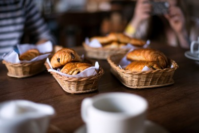 Villa de Leyva – French breakfast