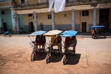 Taxis of Havana
