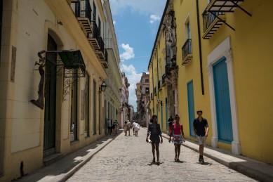 Streets of La Havana