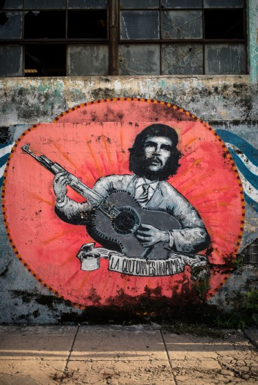 The Che is everywhere
