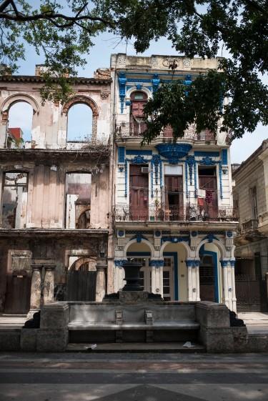 Streets of Havana - The Prado