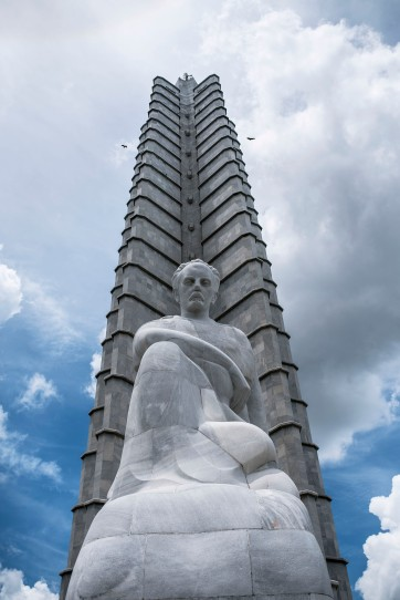 José Marti monument